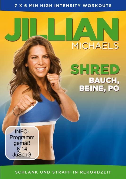 7900057EMN JillianMicheals Shred BauchBeinePo Cover final